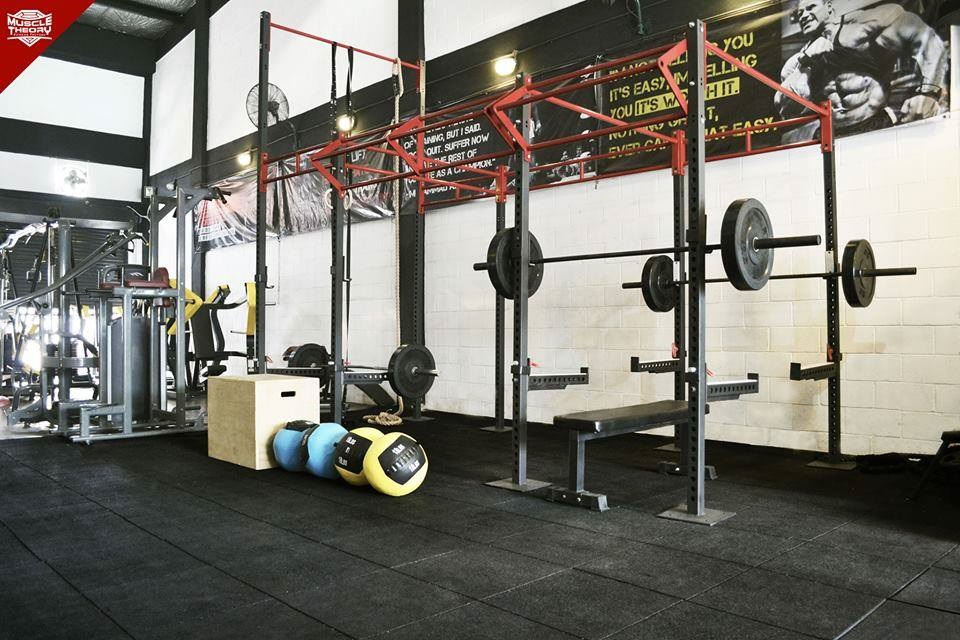 Crossfit Rig Facilities