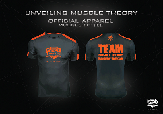 Muscle Theory Official Apparel